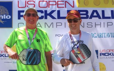 Chico Players Earn Silver Medal at the U.S. Open in Naples Florida