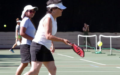Women's Pickleball Ladder League Spring 2019