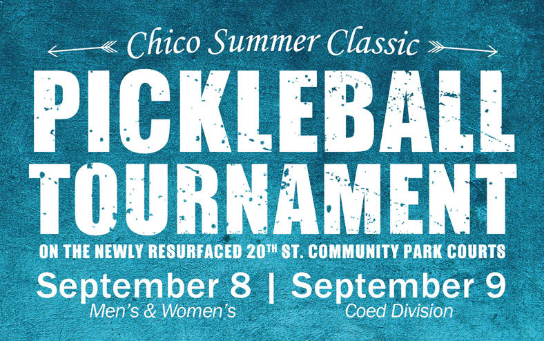 chico pickleball tournament 2018