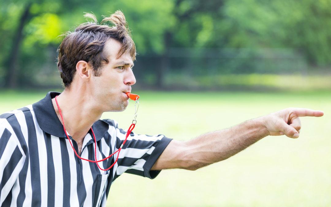 referee pickleball