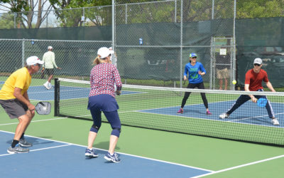Chico Spring Classic Pickleball Tournament – April 2019