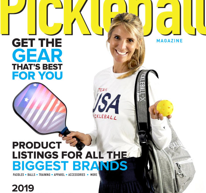 Special Edition Pickleball Magazine Product Guide – 2019